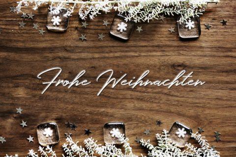 Frohe Weihnachten wünscht der Förderverein der Neugreuthschule