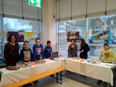 Kuchenverkauf der Klasse 5a am 14.04. und 21.04. im Kaufland