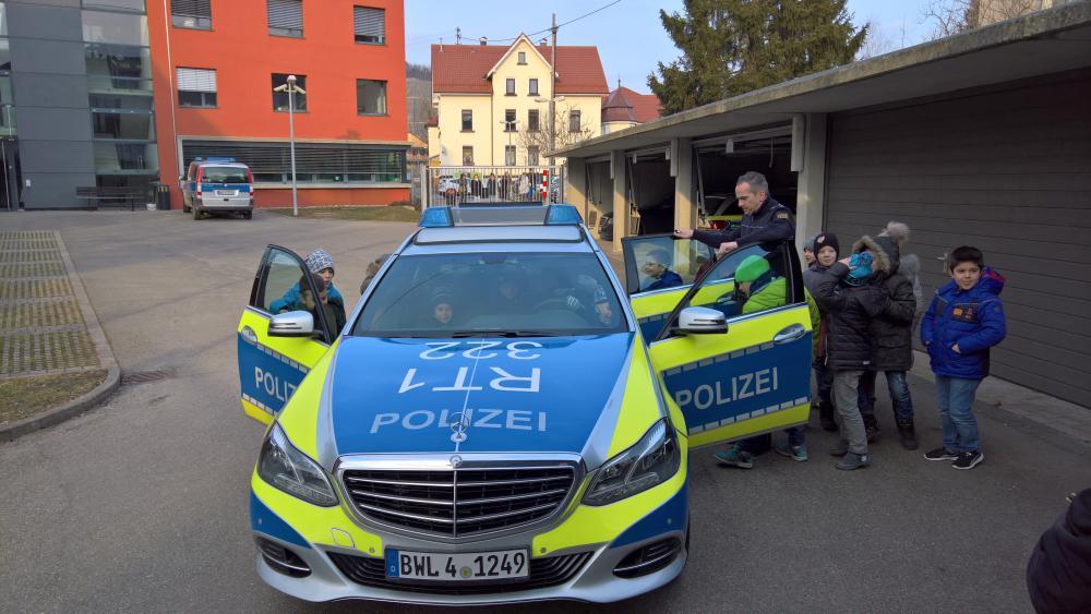 also willst du ein Polizist sein