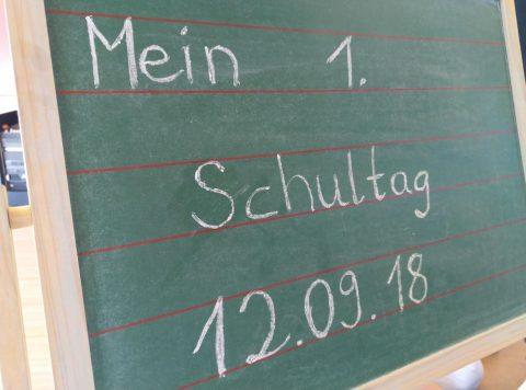 Willkommen an der Neugreuthschule im Schuljahr 2018/19!