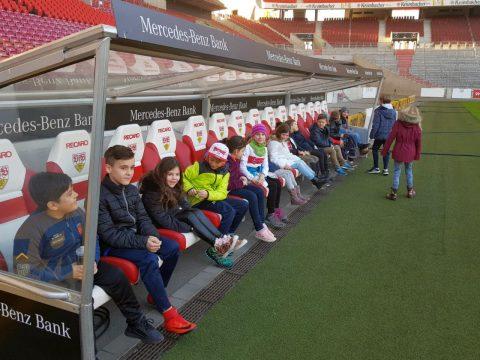 LuLe auf VfB-Entdeckungsreise ins Stadion!