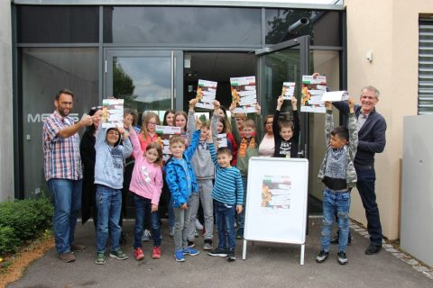 Mensa-Aktionswoche für die Metzinger Schulen vom 6. bis zum 10. Mai 2019