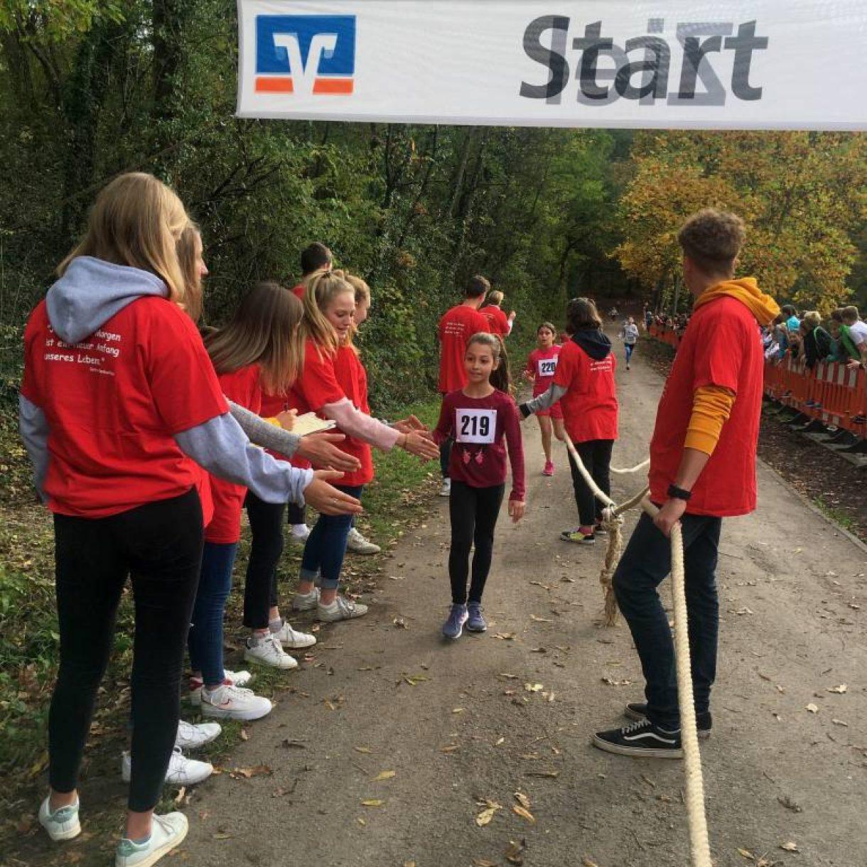 Waldlauf der Schulen Metzingen 2019