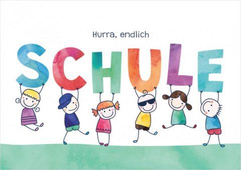 Hurra – endlich wieder Schule – Beginn neues Schuljahr 2021/22